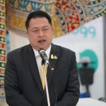 Labour Minister Thailand Suchart Chomkin