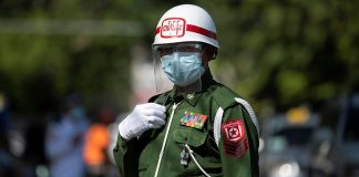 Myanmar Coup 2021