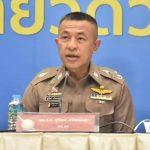 National Police Chief Suwat Jangyodsuk