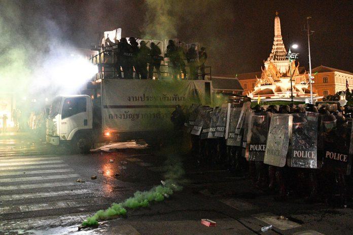 Protests In Bangkok