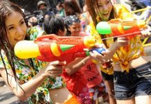 Songkran Holiday