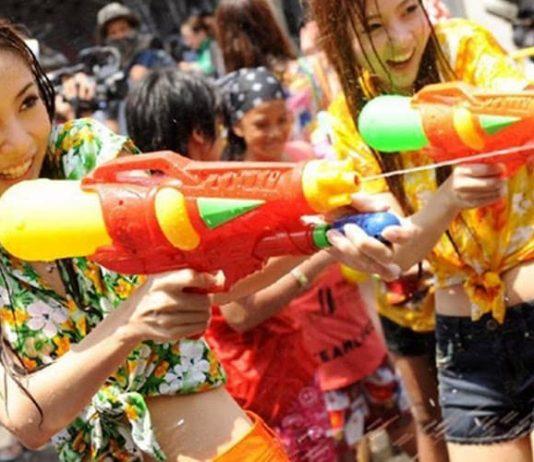 Songkran Holiday