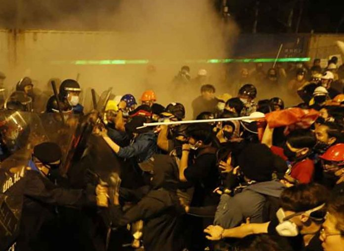 Bangkok Rally Turns Violent