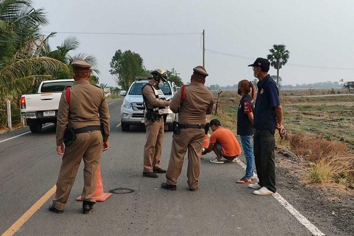 Boy Shot In Buriram