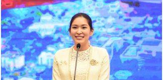 CCSA Spokesperson Panprapa Yongtrakul