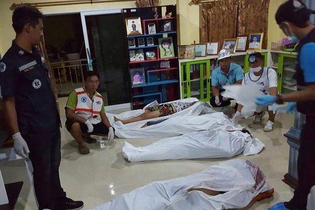 Family Massacre Krabi