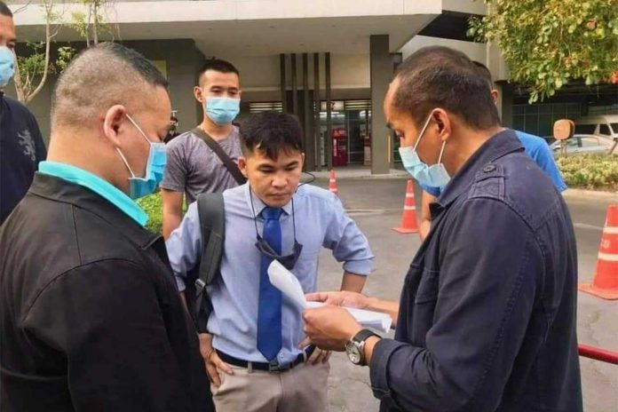 Man Arrested On Lese Majeste Charges