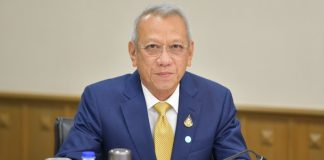 Minister of Tourism and Sport Phiphat Ratchakitprakarn