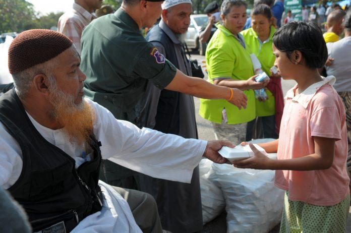 Muslim Community Mae Sot