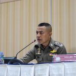 National police chief Suwat Jangyodsuk Press Conference