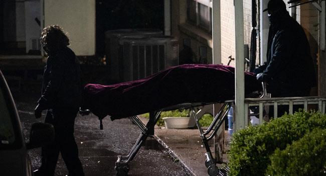 Spa Shooting Victim