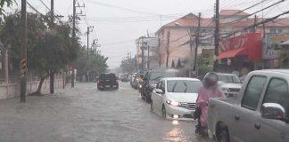 Storm Northern Thailand