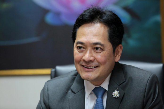 Government spokesman Anucha Burapachaisri