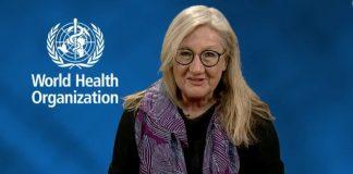 Who Spokesperson Margaret Harris