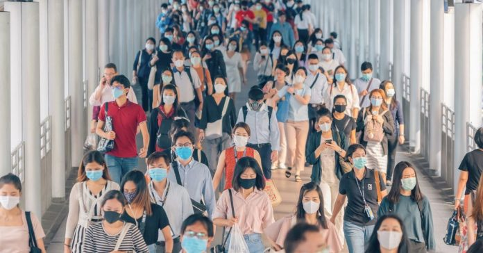 Mask Wearing Thailand