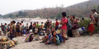 Myanmar Refugees Thailand Border