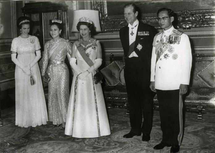Prince Philip In Thailand