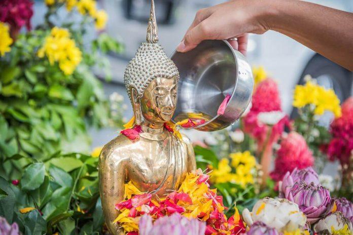 Songkran Traditional