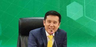 DES Minister Chaiwut Thanakhamanusorn