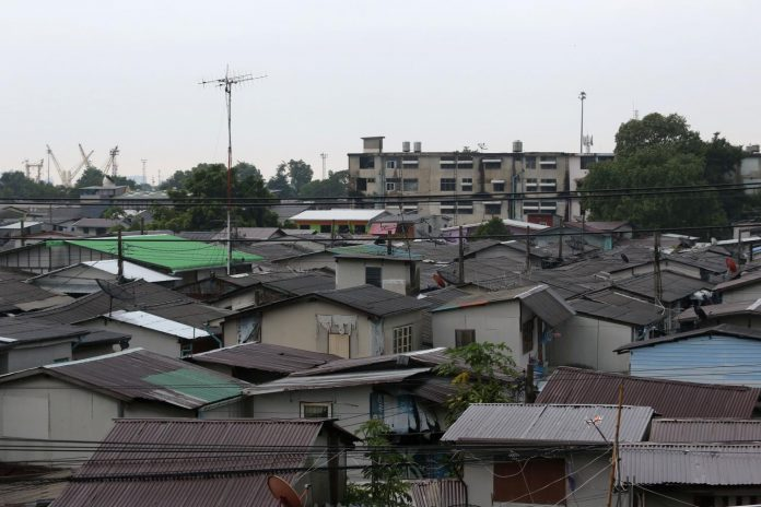 Klong Toey Slums