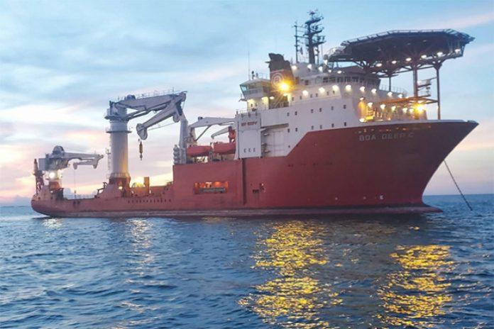 Norwegian Ship Off Thailand COVID-19