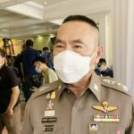 Pol Lt Gen Pakapong Pongpetra, commissioner of the Metropolitan Police Bureau