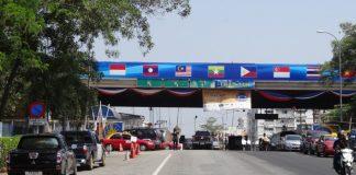 Thai Malaysia Border