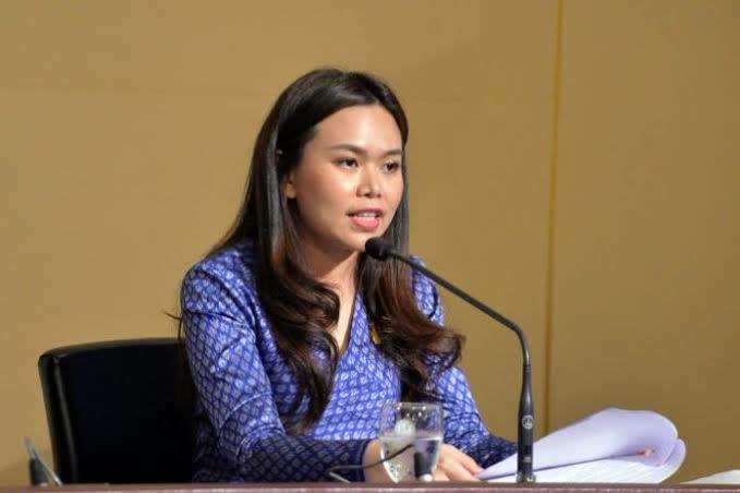 Traisuree Taisaranakul Spokeswoman
