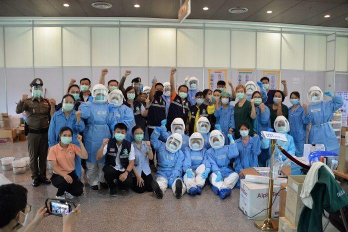 Chiang Mai Field Hospital closes