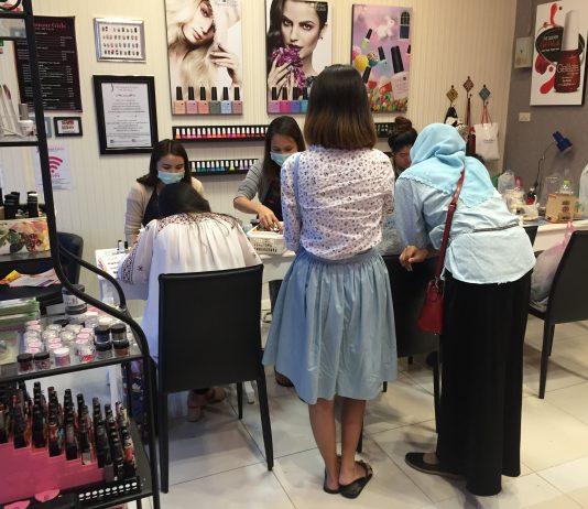 Nail Salon Bangkok
