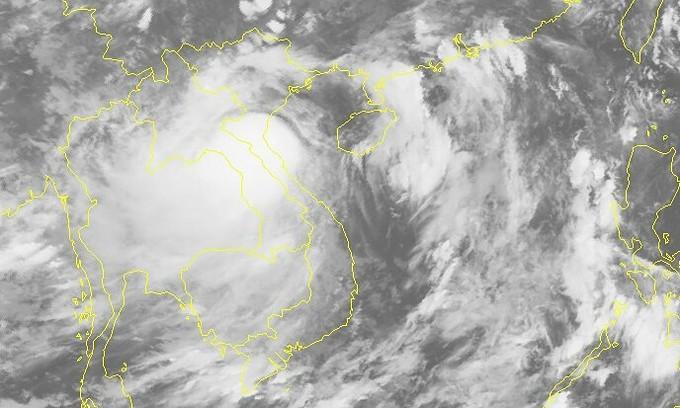 Tropical Storm Koguma