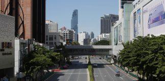Lockdown In Bangkok