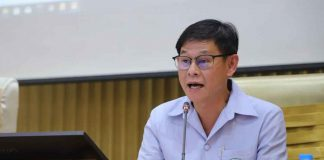 Phuket health chief Dr Koosak Kookiatkul