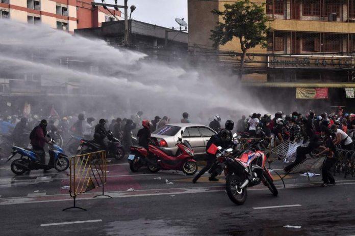 Bangkok Protests Aug 2021