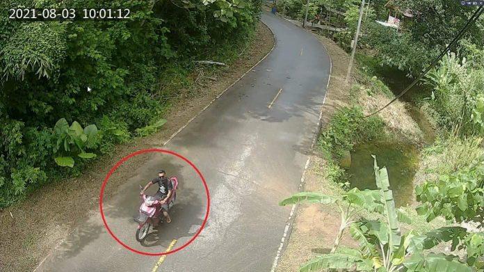 Phuket Murder Suspect