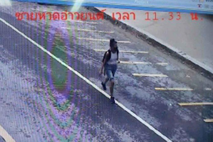 Phuket Murder Victim