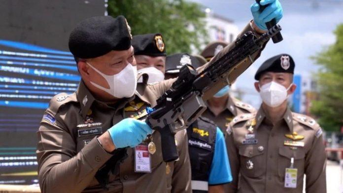 Police Seize Guns And Ammunition