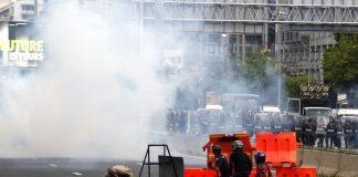 Protests In Bangkok Turn Violent