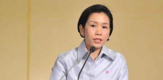 Rachada Dhnadirek - Deputy Government Spokeswoman