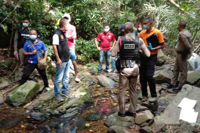 Woman Murdered In Phuket