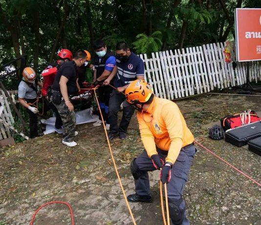 Cyclist Dies Chiang Mai