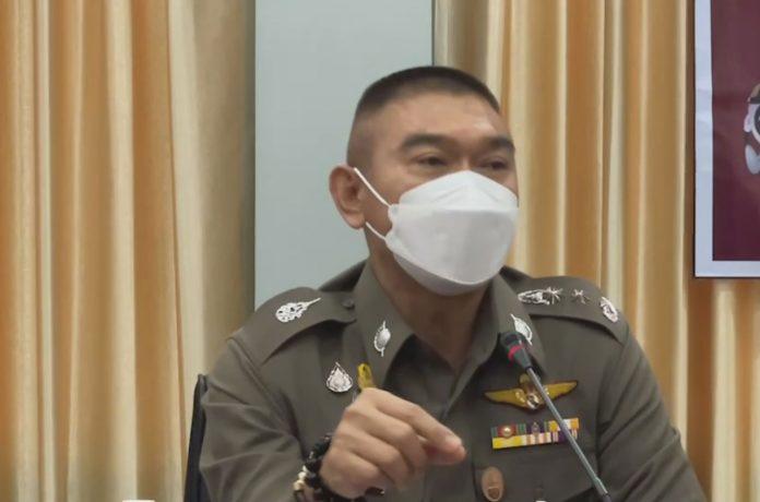 Pol Lt Gen Panurat Lakboon