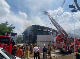 Fire Chiang Mai
