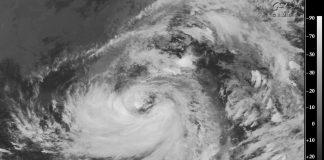 Tropical Storm Kompasu