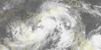 Tropical Storm Lionrock